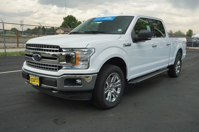2018 F-150 SuperCrew Cab 4x4,  Pickup #J0216 - photo 6
