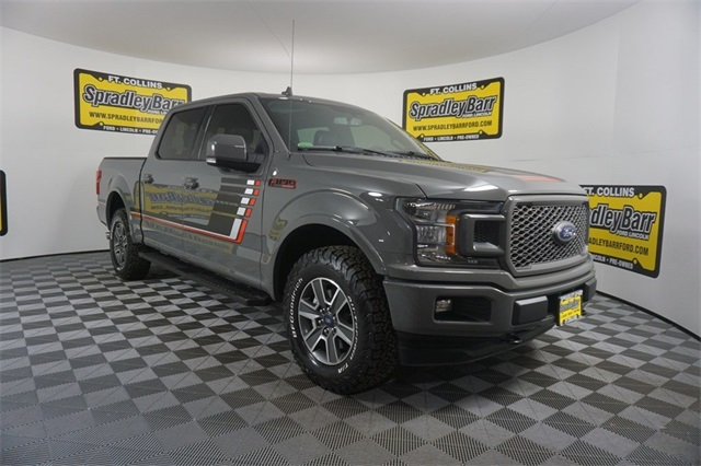 2018 F-150 SuperCrew Cab 4x4,  Pickup #J0239 - photo 5