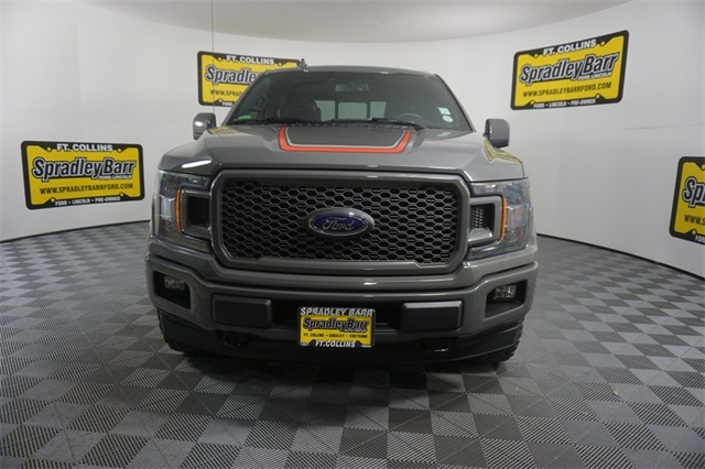 2018 F-150 SuperCrew Cab 4x4,  Pickup #J0239 - photo 2