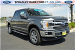 2018 F-150 SuperCrew Cab 4x4,  Pickup #J0542 - photo 1
