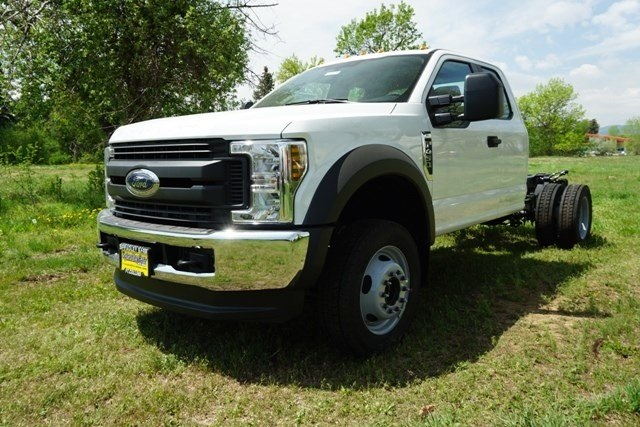 2018 F-450 Super Cab DRW 4x4,  Cab Chassis #J0596 - photo 5