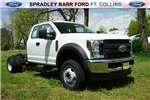2018 F-450 Super Cab DRW 4x4,  Cab Chassis #J0596 - photo 1