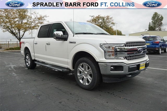 2018 F-150 SuperCrew Cab 4x4,  Pickup #J1069 - photo 1