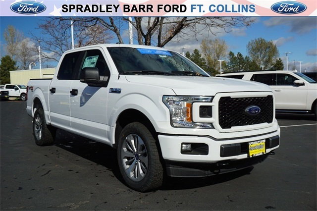 2018 F-150 SuperCrew Cab 4x4,  Pickup #J1096 - photo 1