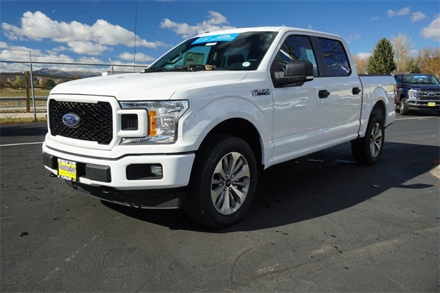 2018 F-150 SuperCrew Cab 4x4,  Pickup #J1096 - photo 5