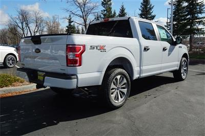 2018 F-150 SuperCrew Cab 4x4,  Pickup #J1096 - photo 2