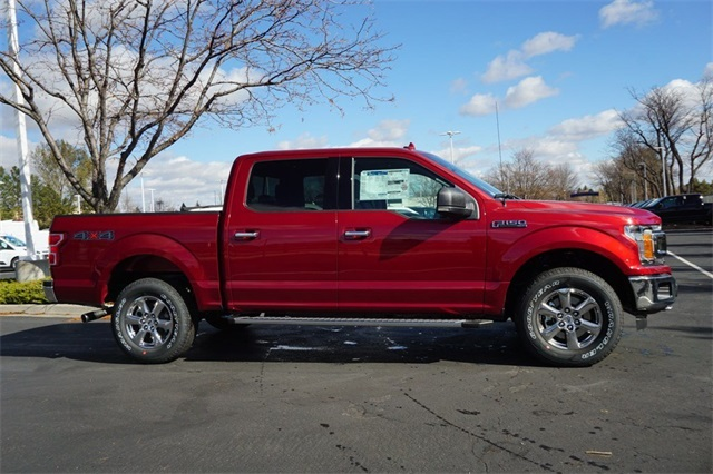 2018 F-150 SuperCrew Cab 4x4,  Pickup #J1104 - photo 3