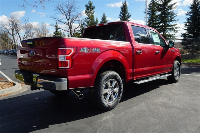 2018 F-150 SuperCrew Cab 4x4,  Pickup #J1104 - photo 2