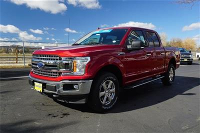 2018 F-150 SuperCrew Cab 4x4,  Pickup #J1104 - photo 5