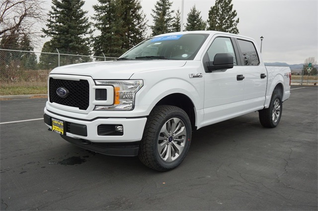 2018 F-150 SuperCrew Cab 4x4,  Pickup #J1117 - photo 6