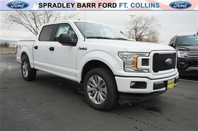 2018 F-150 SuperCrew Cab 4x4,  Pickup #J1117 - photo 1