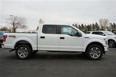 2018 F-150 SuperCrew Cab 4x4,  Pickup #J1117 - photo 4