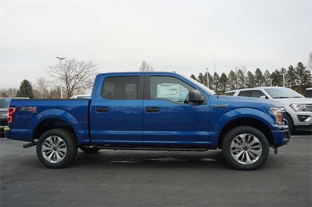 2018 F-150 SuperCrew Cab 4x4,  Pickup #J1119 - photo 4