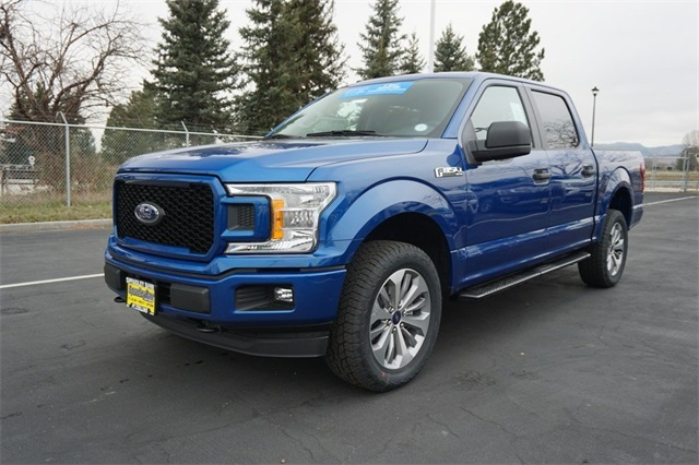 2018 F-150 SuperCrew Cab 4x4,  Pickup #J1119 - photo 6