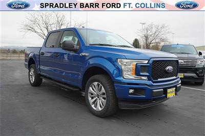 2018 F-150 SuperCrew Cab 4x4,  Pickup #J1119 - photo 1