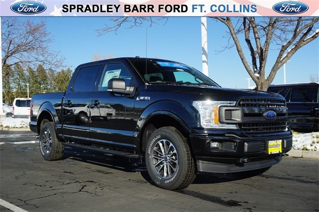 2018 F-150 SuperCrew Cab 4x4,  Pickup #J1130 - photo 1