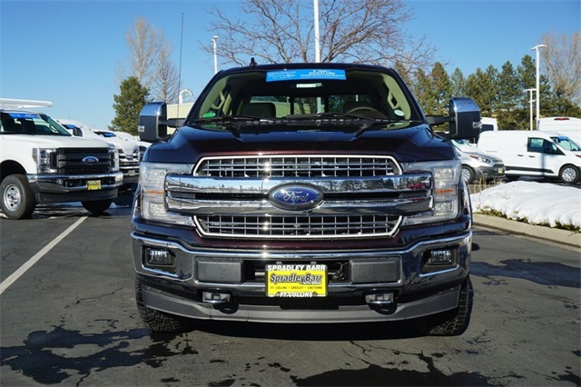2018 F-150 SuperCrew Cab 4x4,  Pickup #J1131 - photo 8