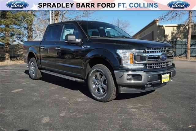 2018 F-150 SuperCrew Cab 4x4,  Pickup #J1157 - photo 1