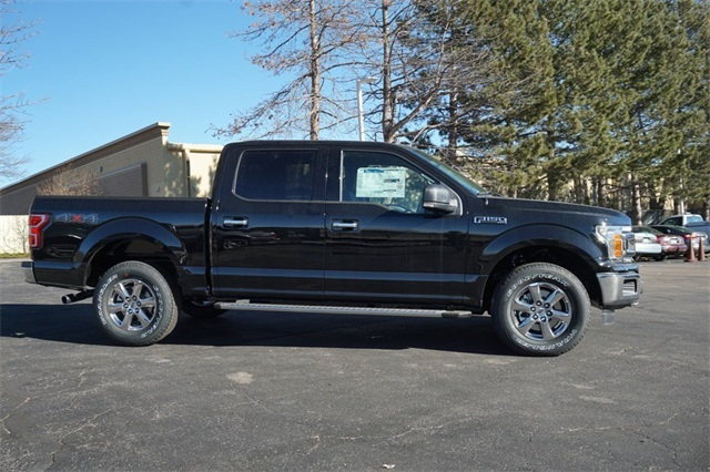 2018 F-150 SuperCrew Cab 4x4,  Pickup #J1157 - photo 4