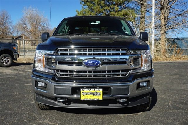 2018 F-150 SuperCrew Cab 4x4,  Pickup #J1157 - photo 8