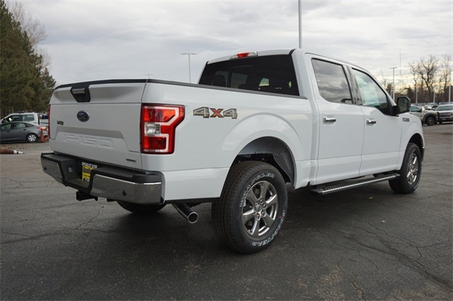 2018 F-150 SuperCrew Cab 4x4,  Pickup #J1181 - photo 2