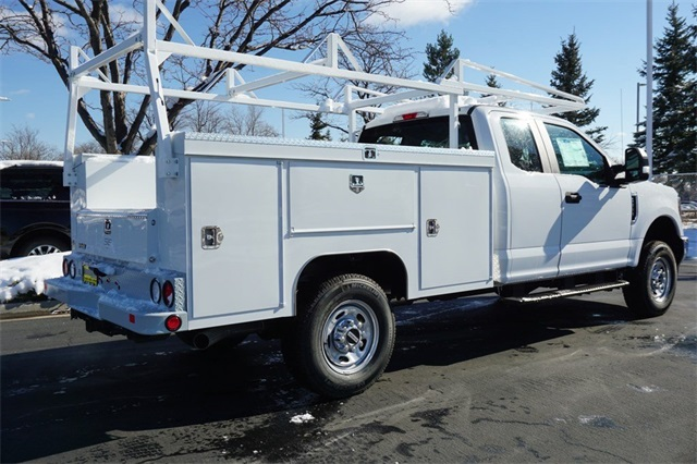2019 F-250 Super Cab 4x4,  Scelzi Signature Service Body #K0045 - photo 2