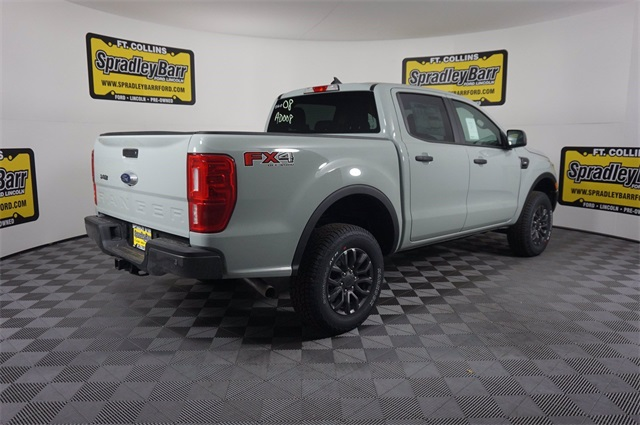 2021 Ford Ranger SuperCrew Cab 4x4, Pickup #M0058 - photo 1