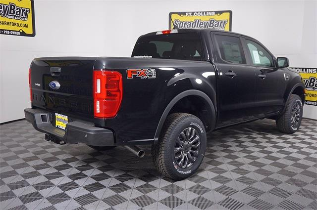 2021 Ford Ranger SuperCrew Cab 4x4, Pickup #M0120 - photo 1