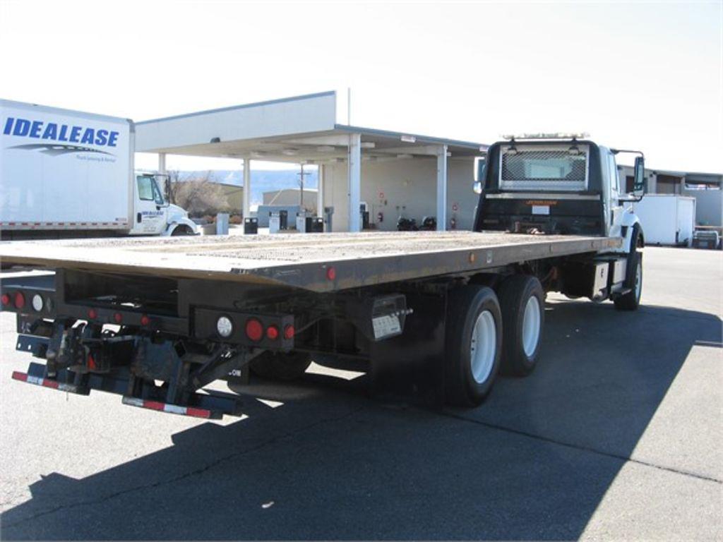 2014 International WorkStar 7600 6x4, Rollback Body #100326 - photo 1