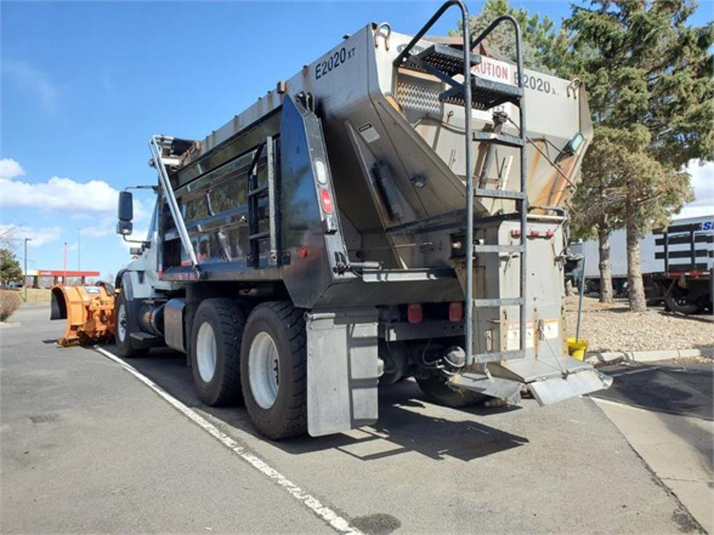 2007 International WorkStar 7500 6x4, Dump Body #102000 - photo 1