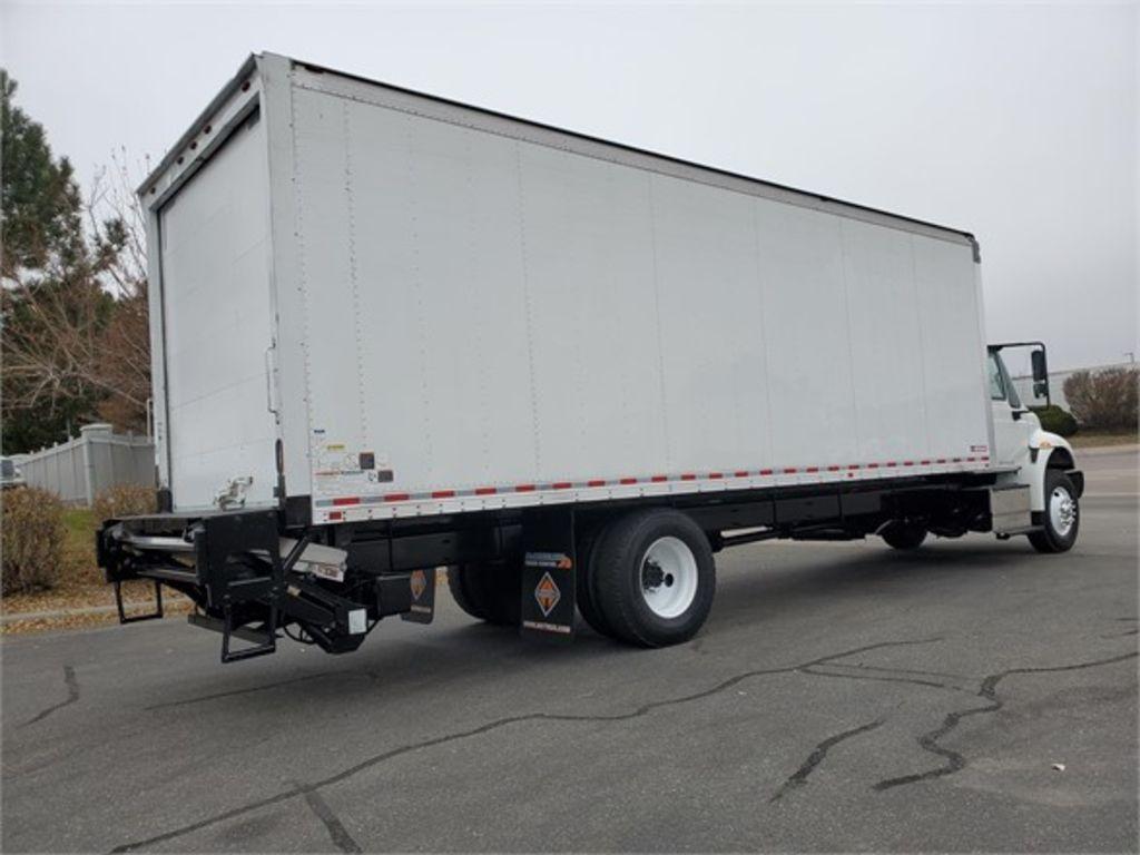2017 International DuraStar 4300 4x2, Morgan Dry Freight #155832 - photo 1