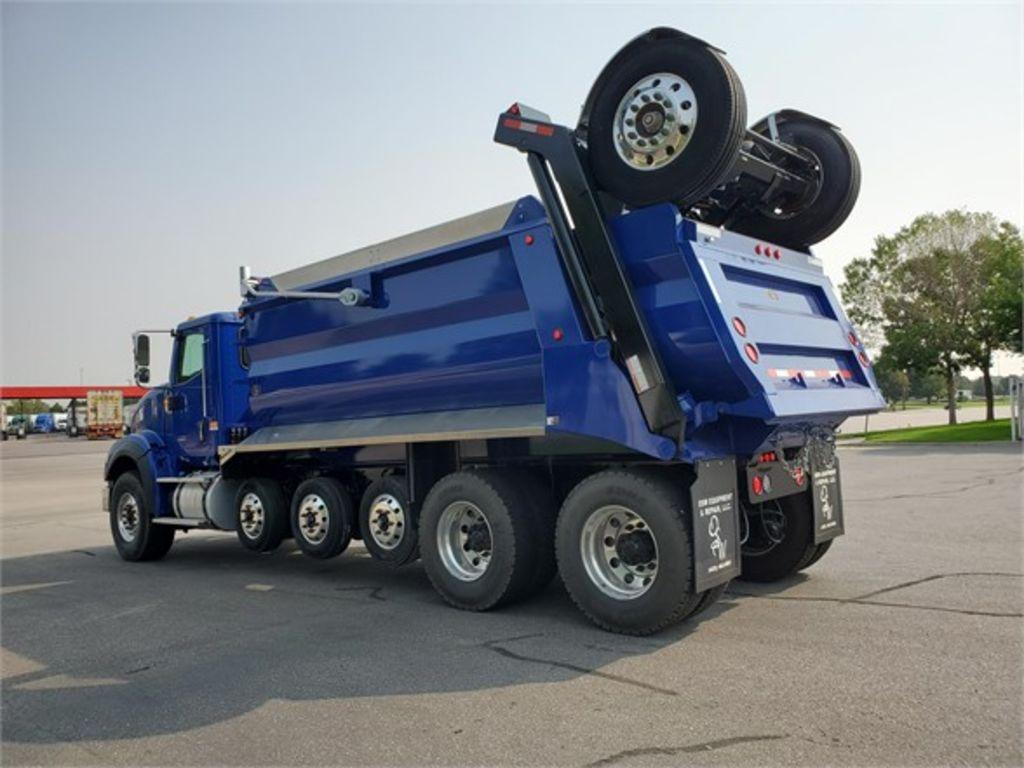2019 International HX 6x4, OSW Equipment Dump Body #166537 - photo 1