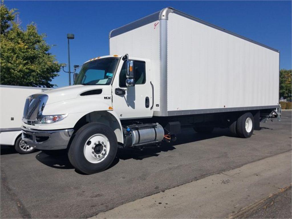 2020 International MV 4x2, Brown Industries Dry Freight #MV607 26 Van - photo 1