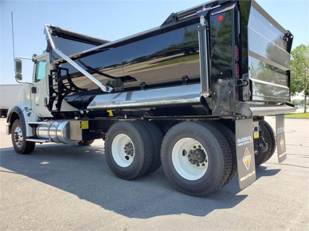 2021 International HX 6x4, Industrial Welding & Supply Co [Sterling] Dump Body #171353 - photo 1