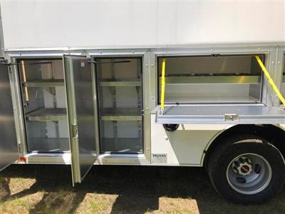 2017 Savana 4500 4x2,  Dejana DuraCube Max Service Utility Van #N17473 - photo 23