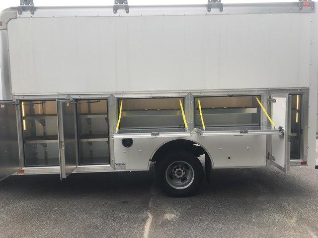 2018 Savana 4500 4x2,  Dejana DuraCube Max Service Utility Van #N18216 - photo 12