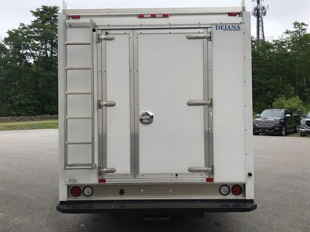 2018 Savana 4500 4x2,  Dejana Truck & Utility Equipment DuraCube Max Service Utility Van #N18216 - photo 6