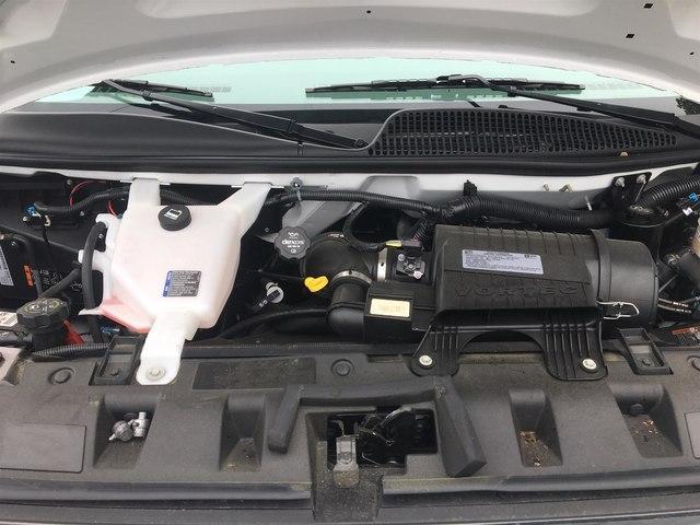 2018 Savana 4500 4x2,  Dejana DuraCube Max Service Utility Van #N18216 - photo 47
