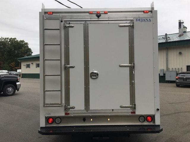 2018 Savana 3500 4x2,  Dejana Truck & Utility Equipment Service Utility Van #N18628 - photo 1