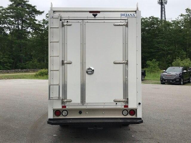 2019 Savana 3500 4x2,  Dejana Truck & Utility Equipment Service Utility Van #N19045 - photo 1
