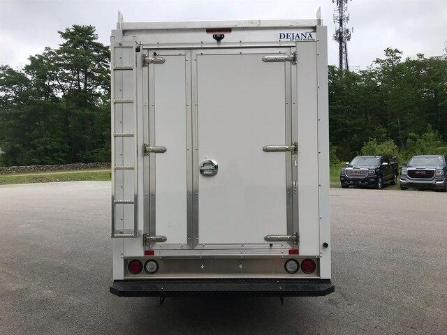 2019 Savana 3500 4x2,  Dejana Truck & Utility Equipment Service Utility Van #N19073 - photo 1