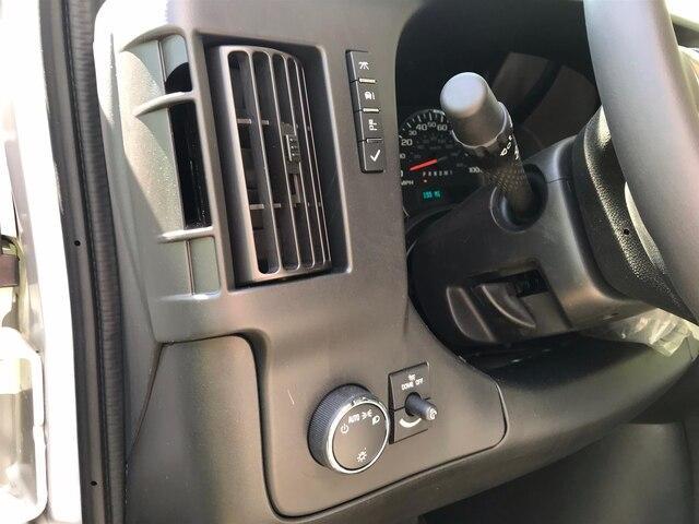2019 Savana 3500 4x2,  Dejana DuraCube Max Service Utility Van #N19075 - photo 10