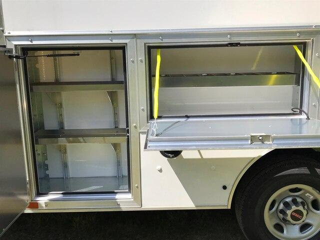 2019 Savana 3500 4x2,  Dejana DuraCube Max Service Utility Van #N19075 - photo 19