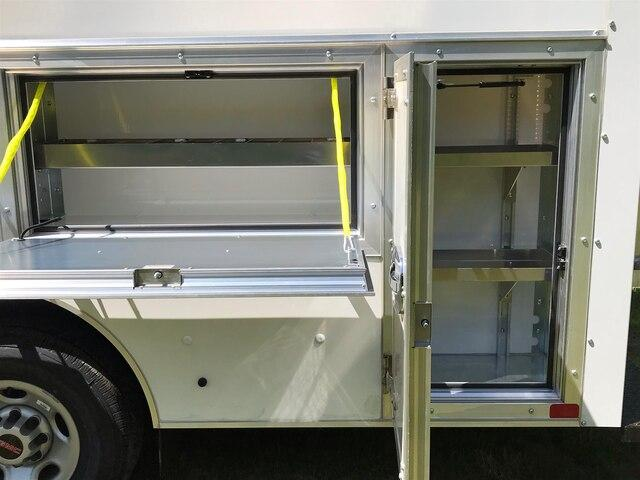 2019 Savana 3500 4x2,  Dejana Truck & Utility Equipment DuraCube Max Service Utility Van #N19075 - photo 20