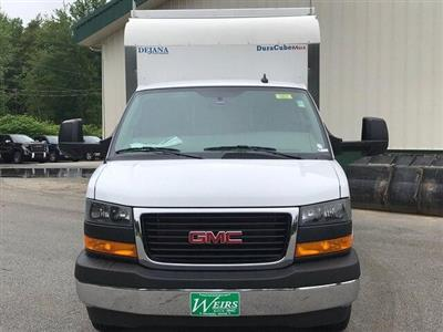 2019 Savana 3500 4x2,  Dejana Truck & Utility Equipment DuraCube Max Service Utility Van #N19075 - photo 4