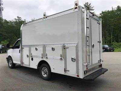 2019 Savana 3500 4x2,  Dejana Truck & Utility Equipment DuraCube Max Service Utility Van #N19075 - photo 7