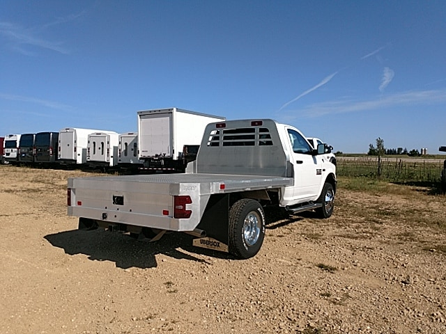 2017 Ram 3500 Regular Cab DRW 4x4,  Platform Body #HG667063 - photo 6