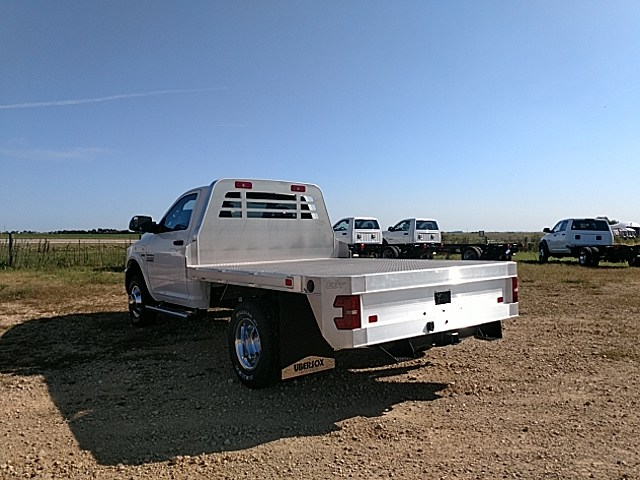 2017 Ram 3500 Regular Cab DRW 4x4,  Platform Body #HG667063 - photo 2