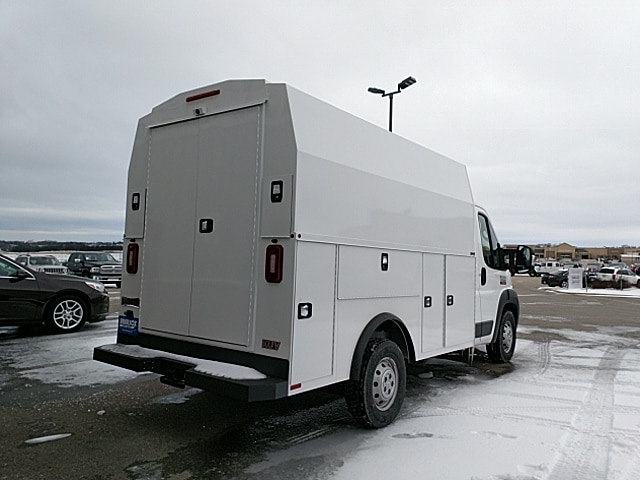 2018 ProMaster 3500 Standard Roof 4x2,  Service Utility Van #JE110480 - photo 6