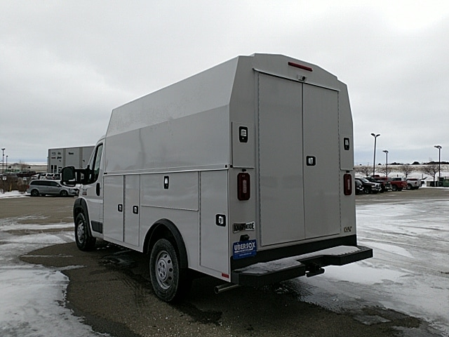 2018 ProMaster 3500 Standard Roof 4x2,  Service Utility Van #JE110480 - photo 2